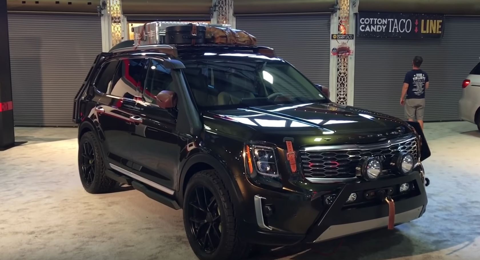2020 Kia Telluride - thoughts? | TigerDroppings.com