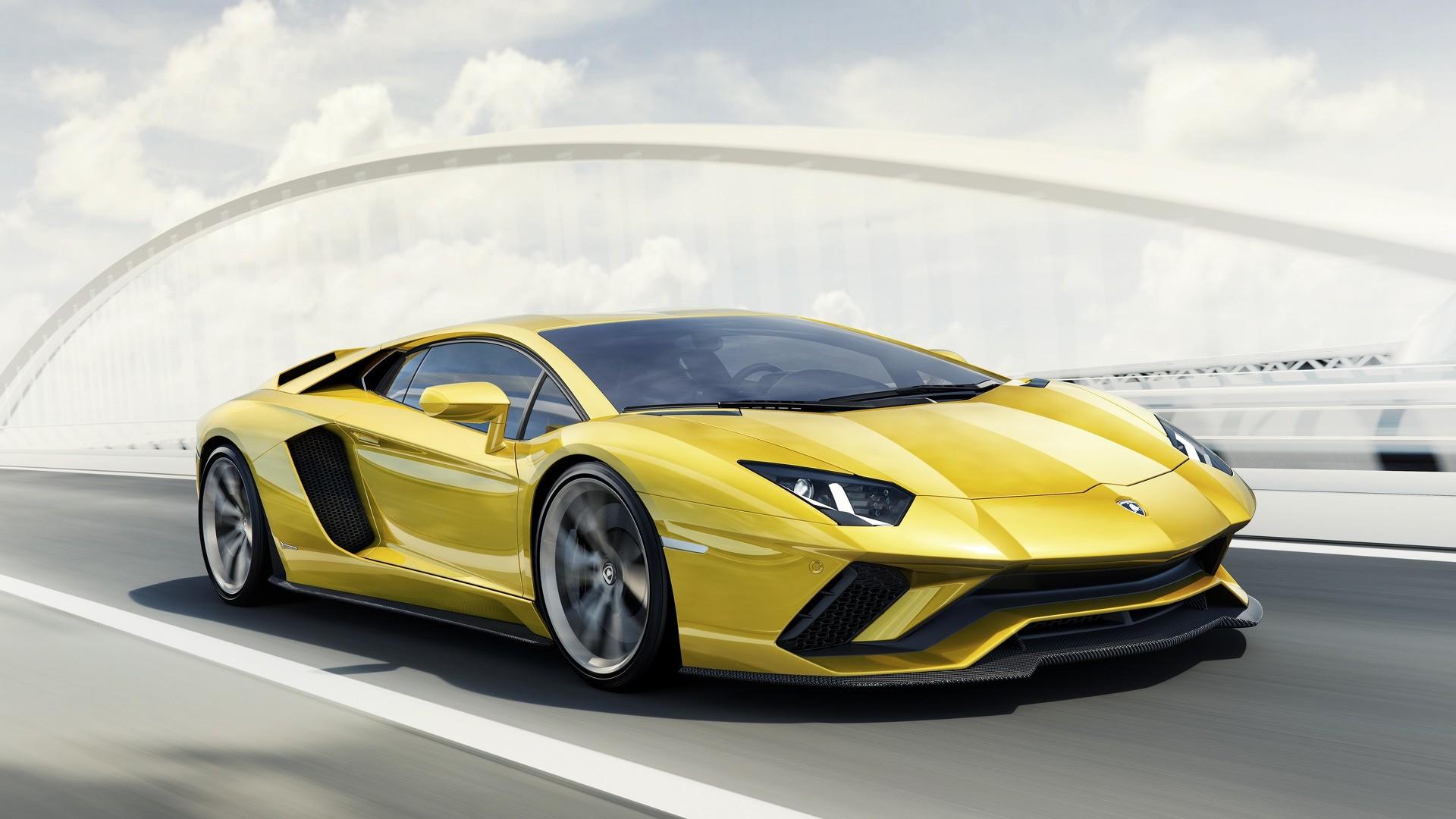 2020 Lamborghini Aventador Successor To Use V12 Engine And