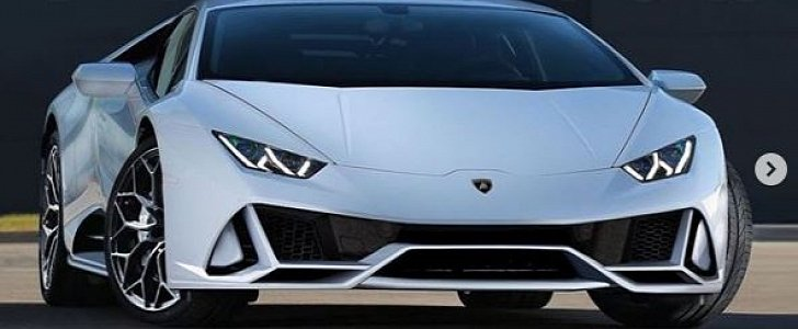 2020 Lamborghini Huracan Facelift Rendered, Debut Close ...