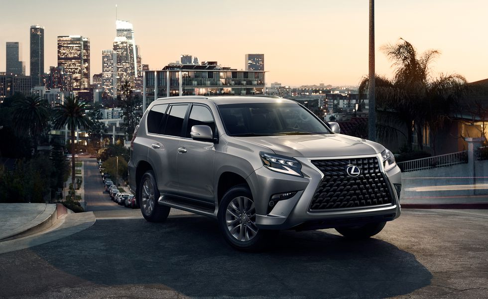 2020 lexus gx 460 introduced with available offroad