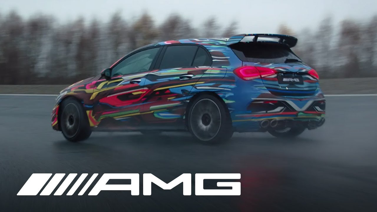 2020 Mercedes Amg A45 To Have 387 Hp A45 S Boasts 421 Hp