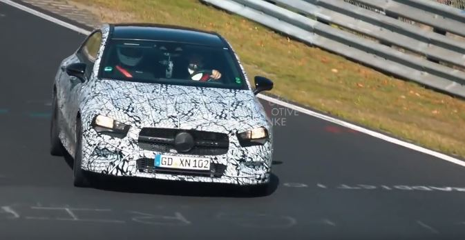 Permalink to 2020 Mercedes-AMG CLA35 Concept