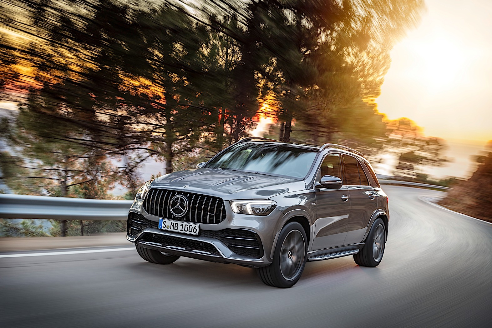 New Mercedes-AMG GLE53 unleashed from Affalterbach!