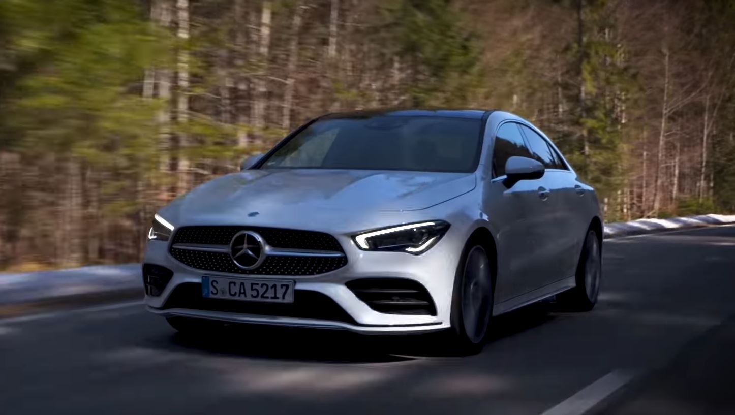 2020 Mercedes Benz Cla Brings Its Svelte Looks To Ces