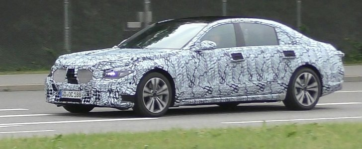 2020 mercedes benz s class w223 spied testing in germany for The newest mercedes benz