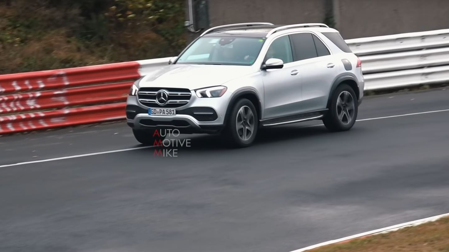 2020 Mercedes – Benz GLB SUV Release Date And Plug-In Hybrid Specs >> 2020 Mercedes Gle Plug In Hybrid Spied At The Ring 100 Km