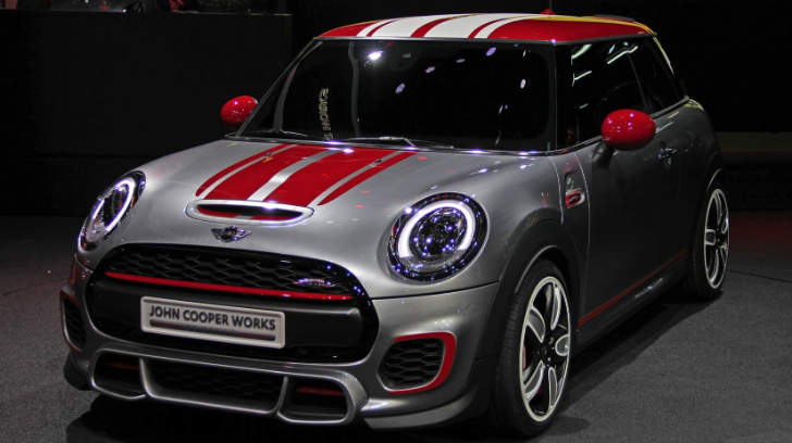 Mini Clubman Gris >> 2020 MINI Cooper Already in Development - autoevolution