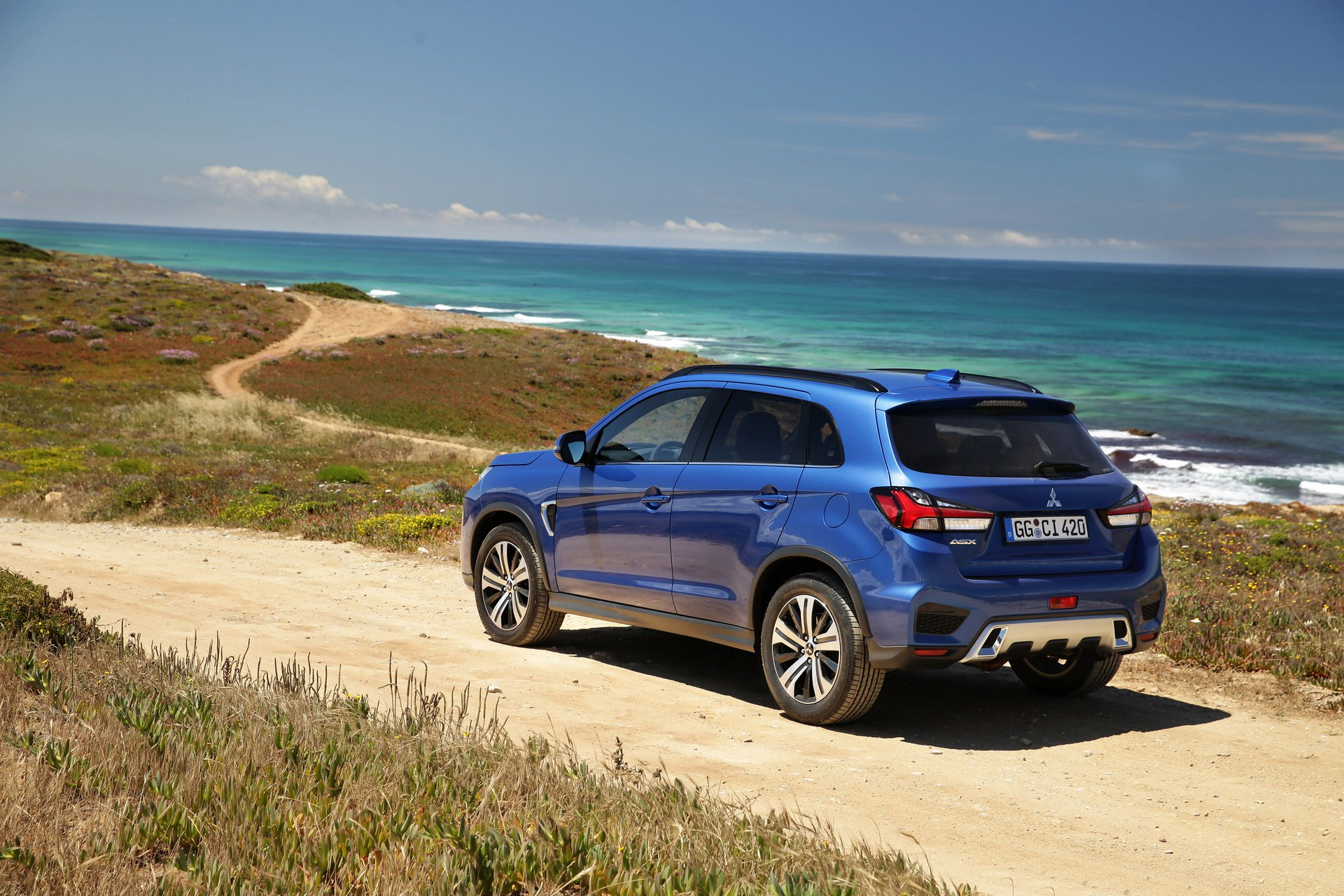 2020 Mitsubishi Outlander Sport: Updated Styling And Infotainment System, Release, Price >> 2020 Mitsubishi Asx Heading To The Uk This Fall Autoevolution