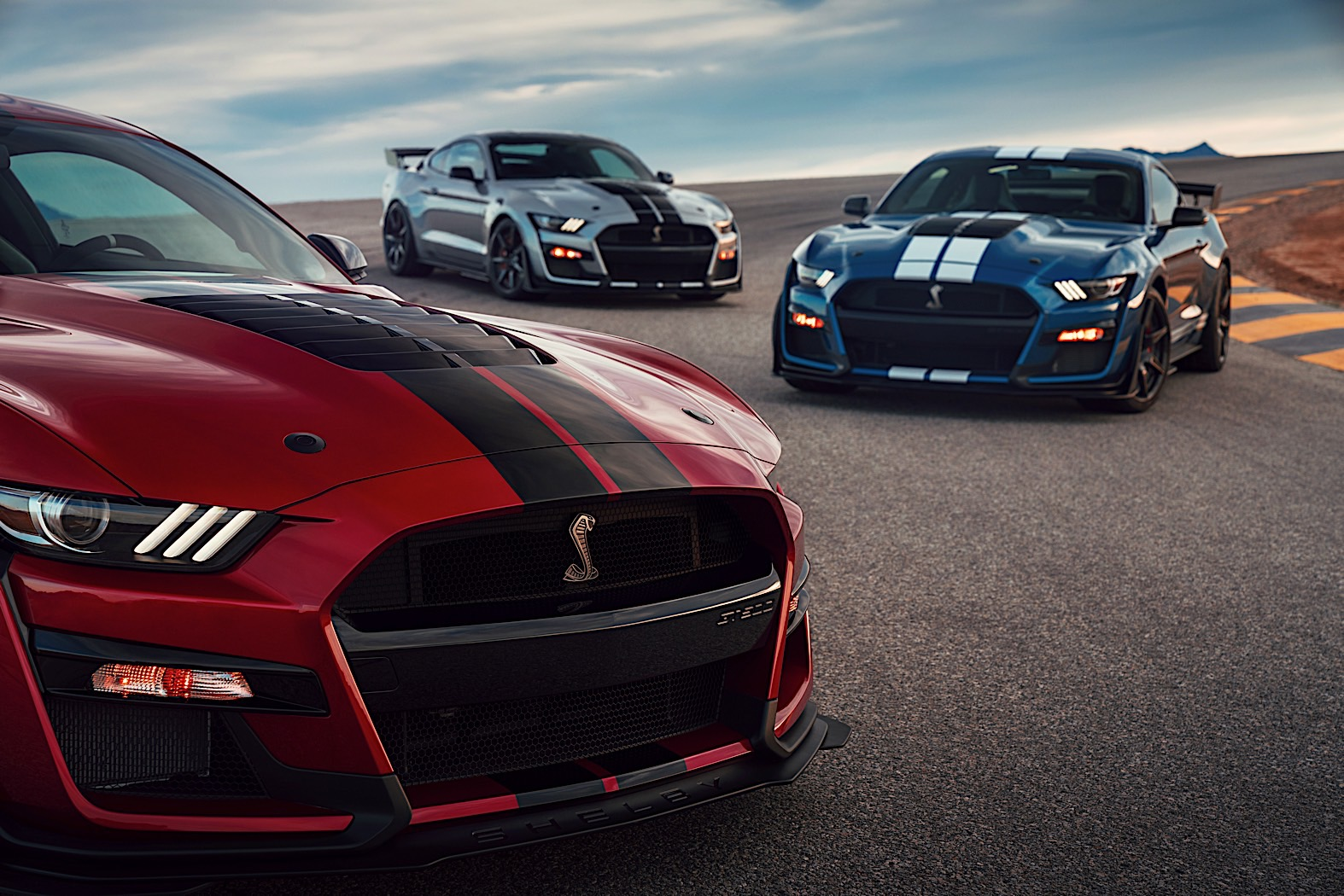 2020 Mustang Shelby GT500: Hear the Mighty Roar of the Most Powerful