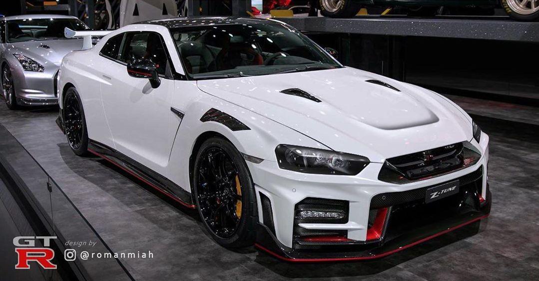 Nissan Gtr 2020 >> 2020 Nissan Gt R Nismo Gets R34 Face Swap Looks Like A