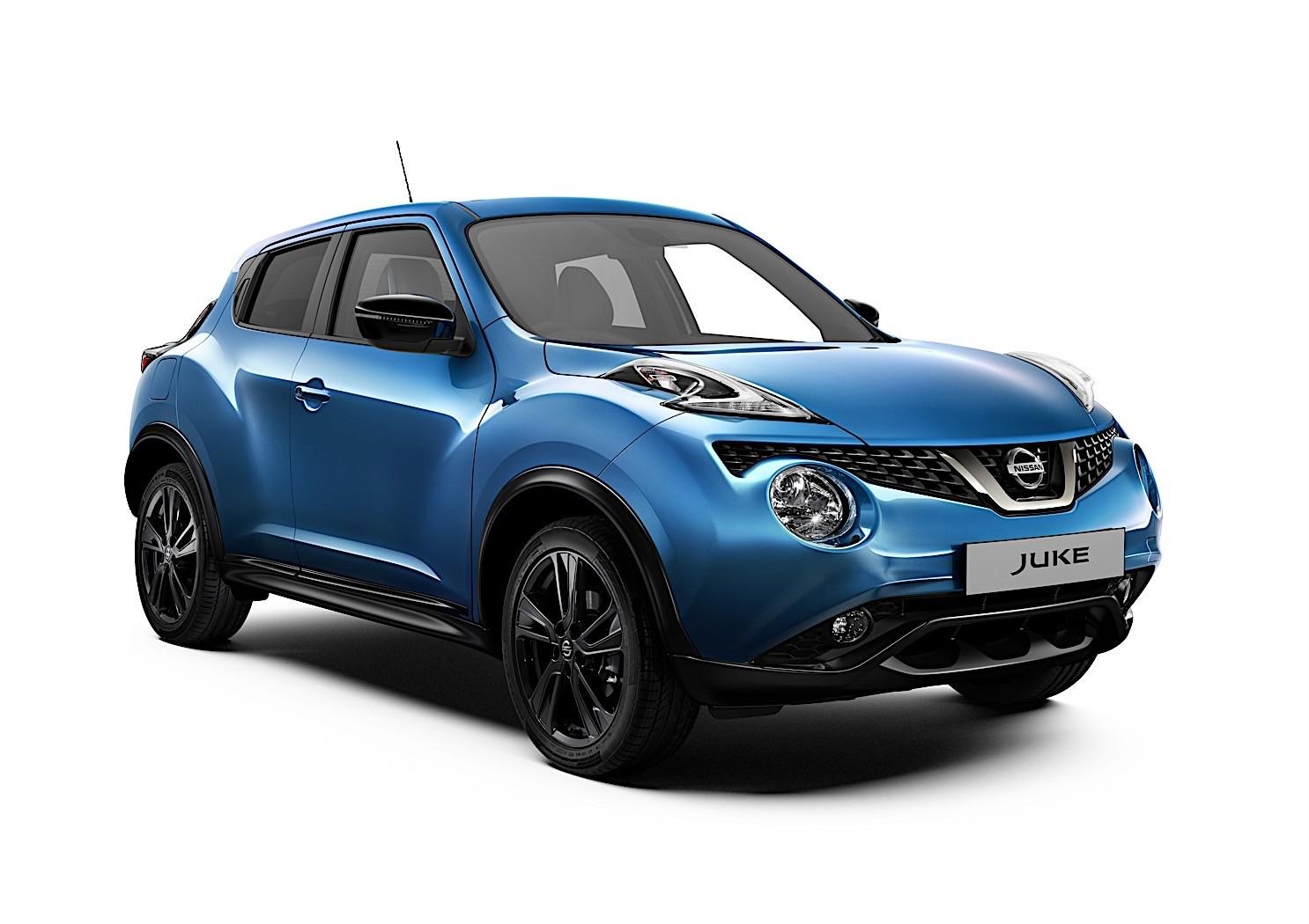 2018 Nissan Juke Spyshots