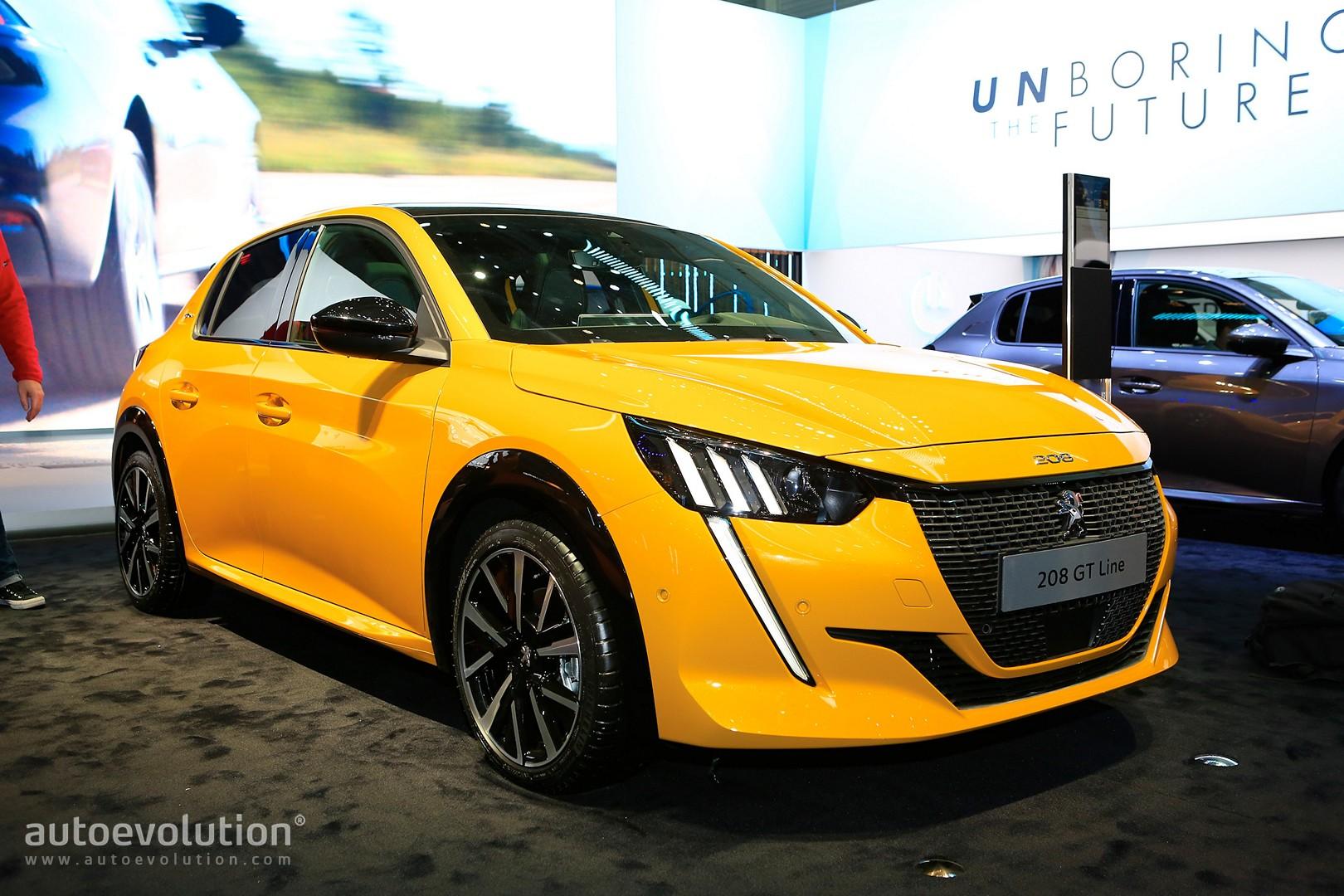 Peugeot 2008 Gt Line 2020
