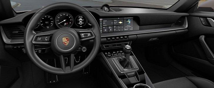 2020 Porsche 911 Adds Manual Transmission Option Sport Manual Guide