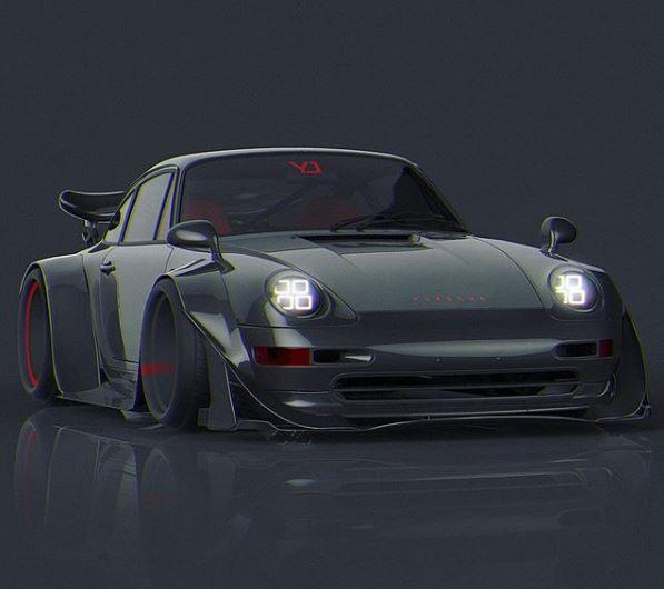 2020 Porsche 911 Looks Like A Modern 993