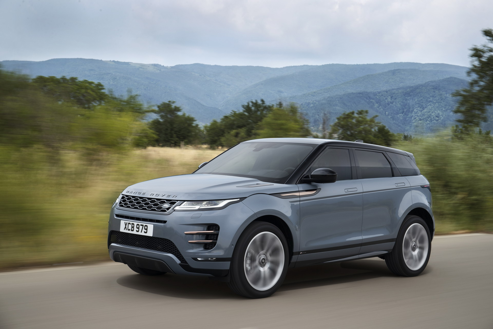 2020 Range Rover Evoque Officially Unveiled As The Iest Small Suv Ever