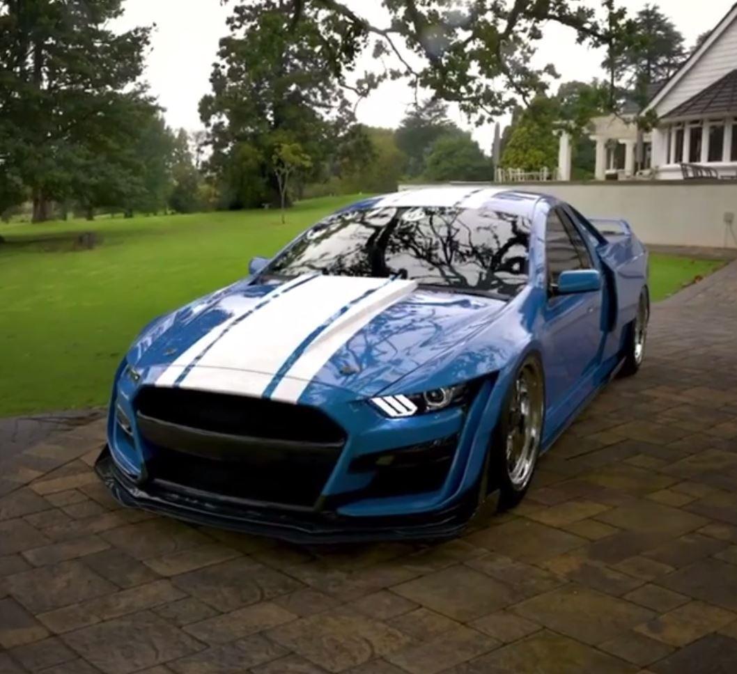 2020 Shelby GT500 Pickup Is the Barra Ute Australia ...