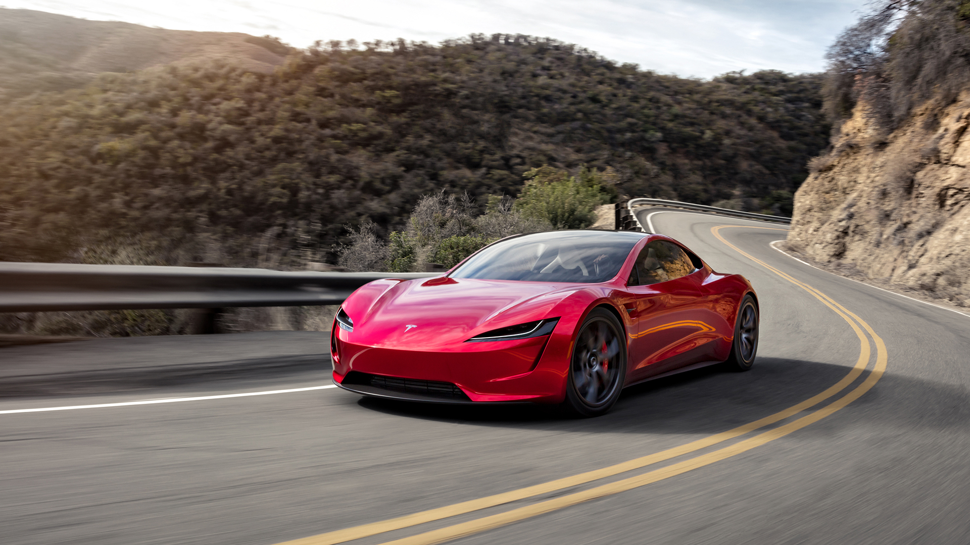 2021 Tesla Roadster Will Be Even Faster Than The Already Bonkers Prototype Autoevolution