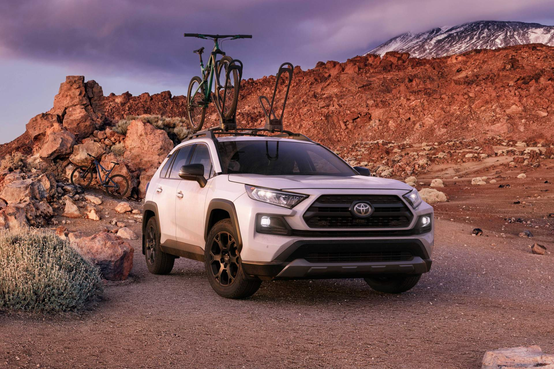 2020 Toyota Rav4 Trd Off Road Revealed As Next Your Jeep Alternative Autoevolution