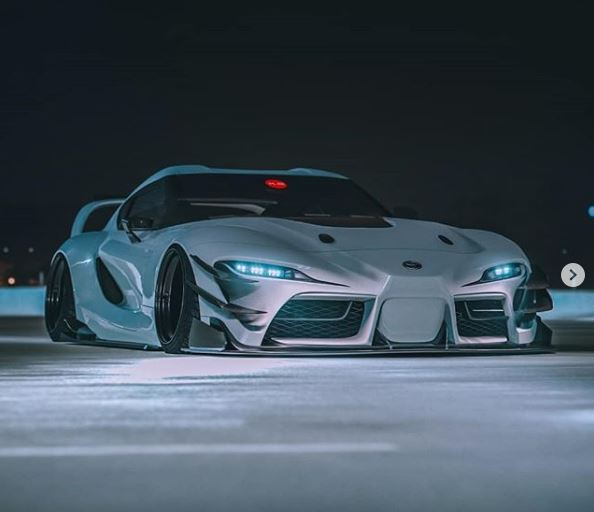 2020 Toyota Supra Looks Better In Ft 1 Spec Rendering