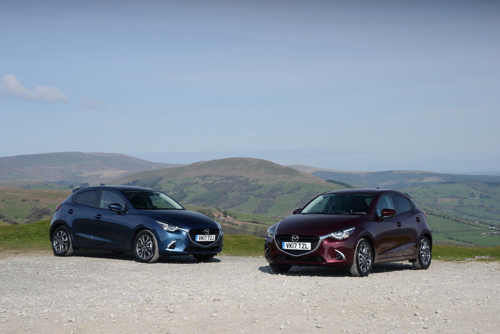 New Limited Edition Mazda 2 Sport Black Revealed Auto Express