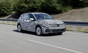 2020 Volkswagen Golf 8 Changes Camouflage Ahead Of Fall 2019