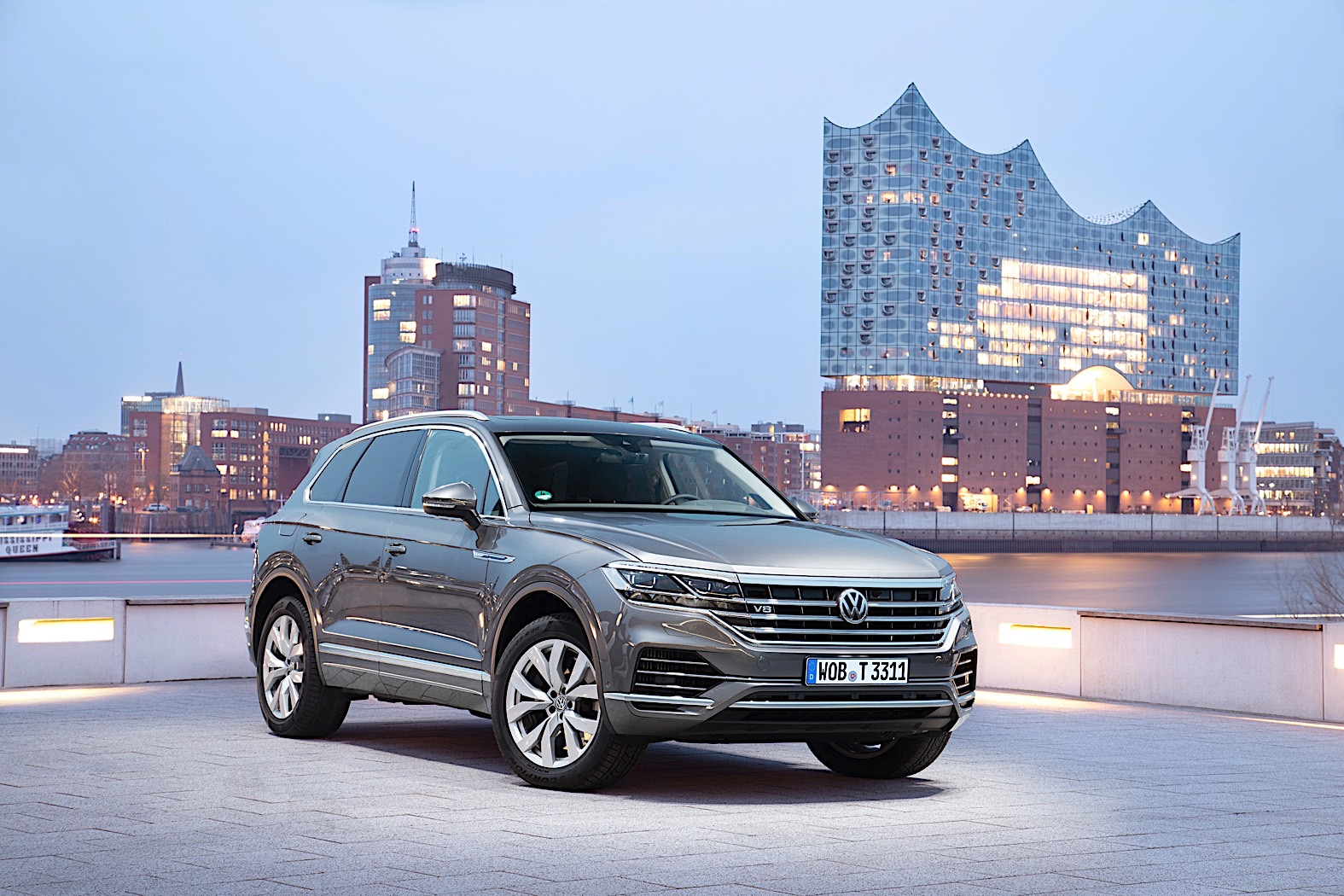 The Best Volkswagen Touareg V8 R-Line (2020) Price