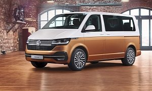 Introduced In 2016 The T6 Is Sixth Generation Of Transporter Volkswagen S Light Commercial Vehicle Up For A Redesign This Year