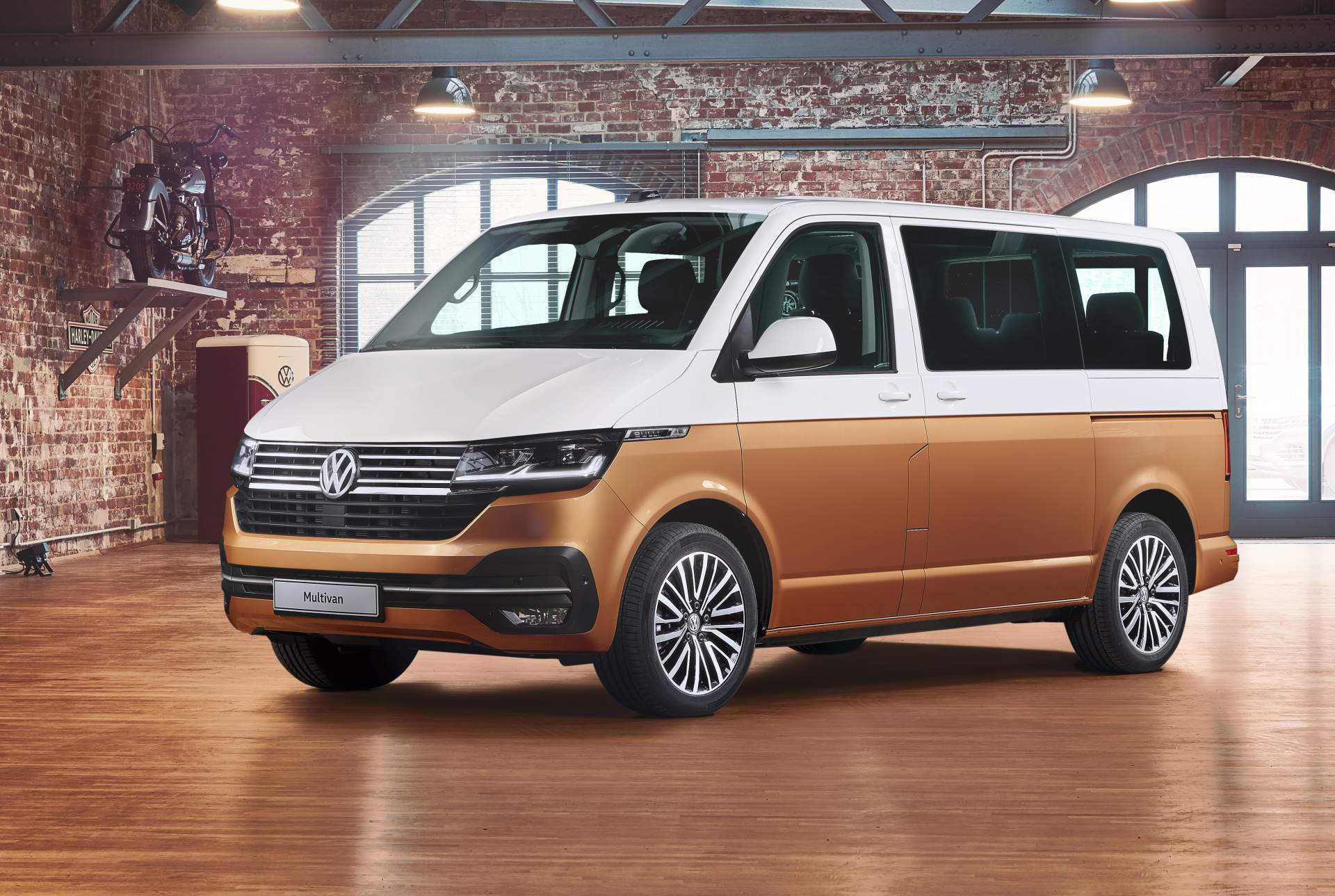 2020 Volkswagen Transporter T6.1 Previewed, EV Coming With ...