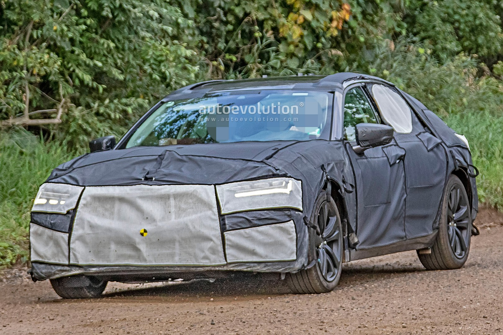 2021 Acura Tlx Sedan Spied Testing Looks Like Type S