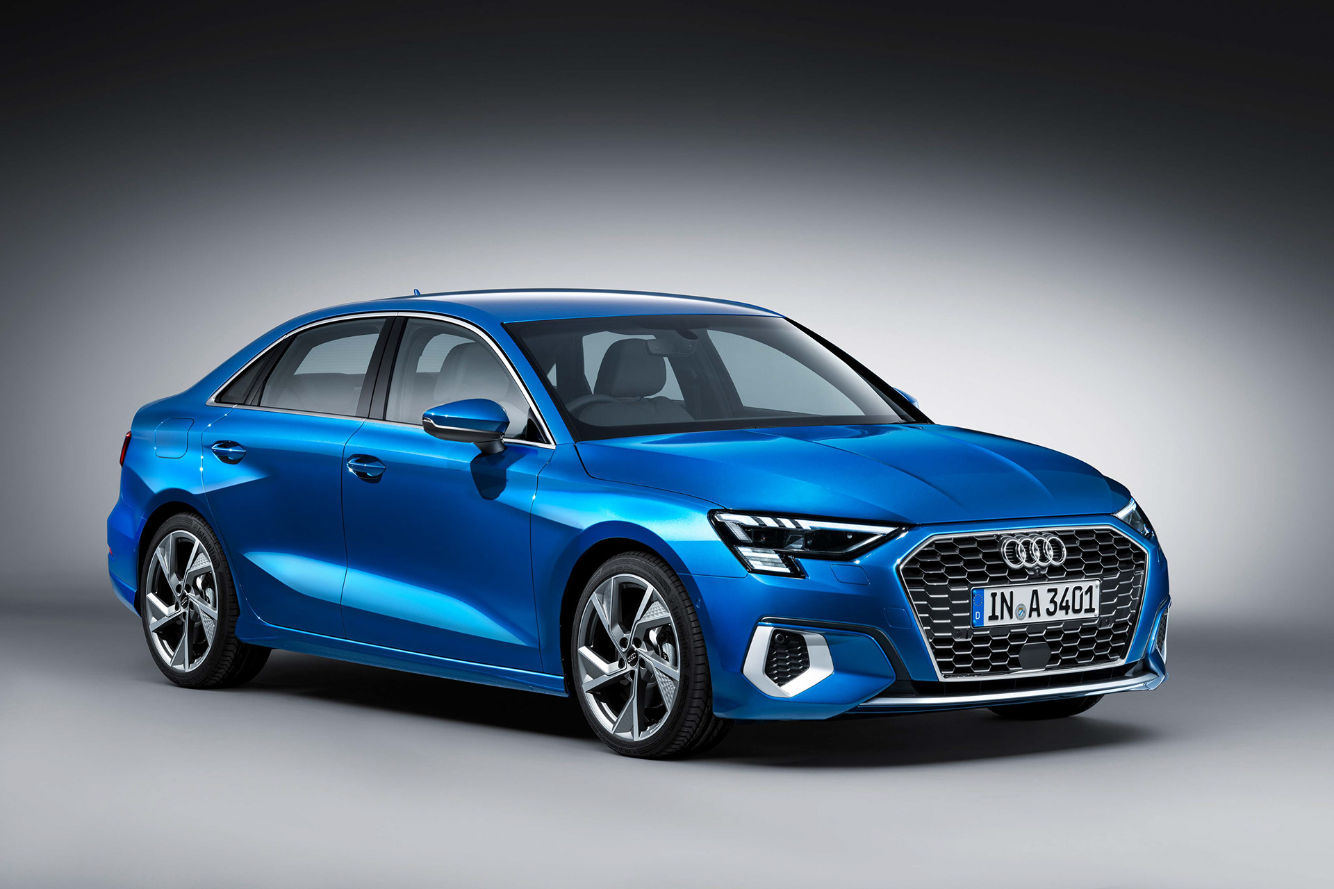 2021 Audi A3 Sedan Will Look Sporty Is Begging For The Rs3 Treatment Autoevolution