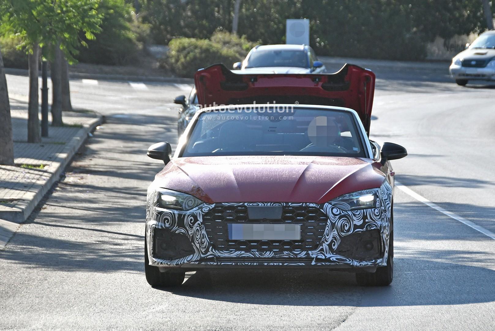 2021 Audi Rs5 Cabriolet Exterior and Interior