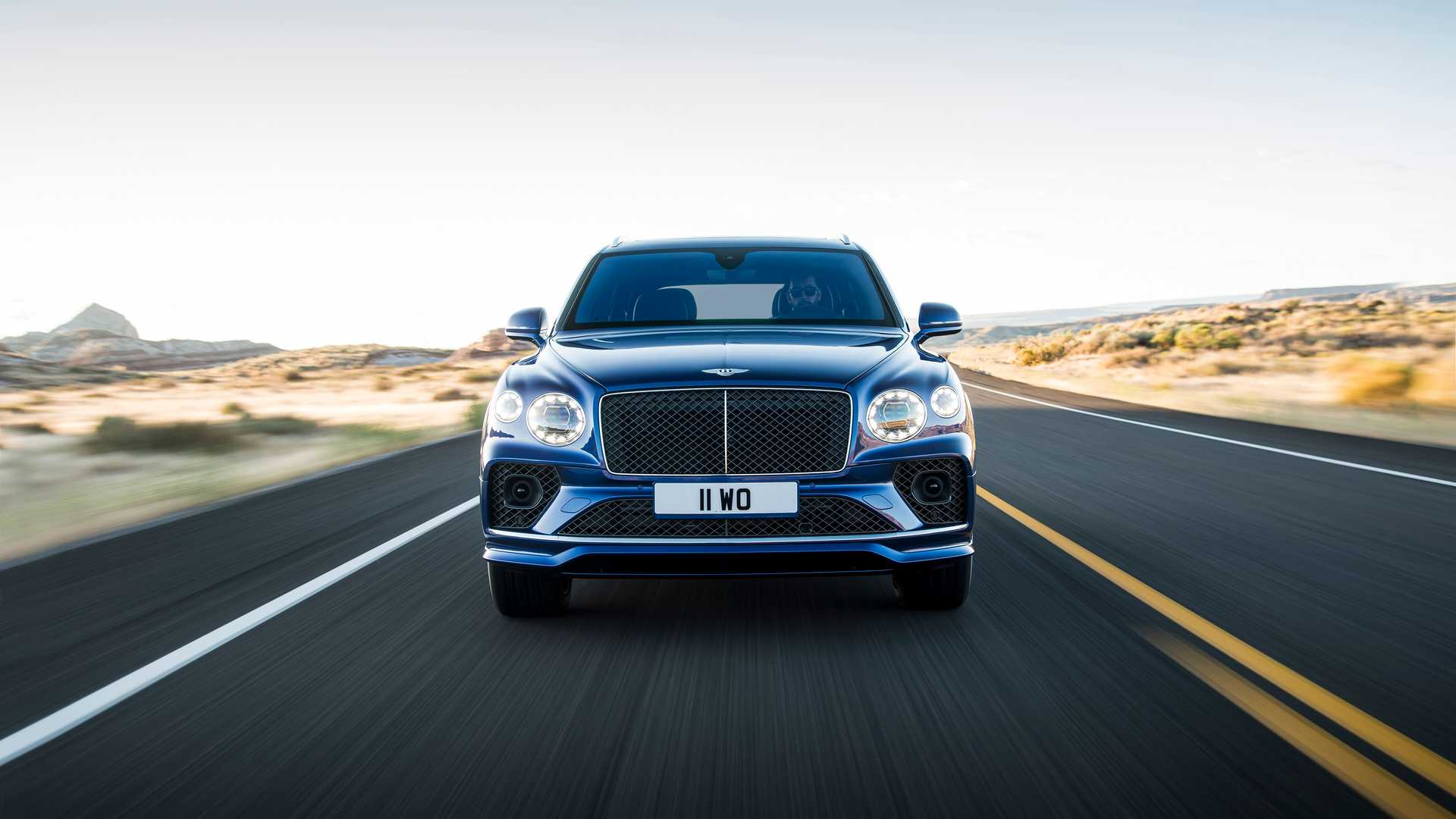 2021 Bentley Bentayga Speed Revealed Gets Exclusive Access To W12 Raw Power Autoevolution