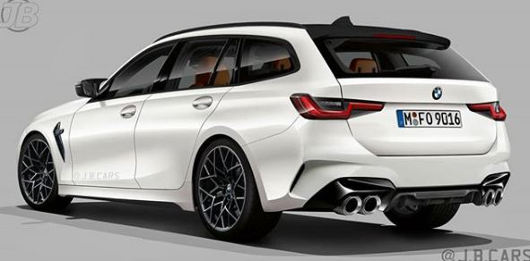 2021 bmw m3 touring rendered as the wagon bmw refuses to build
