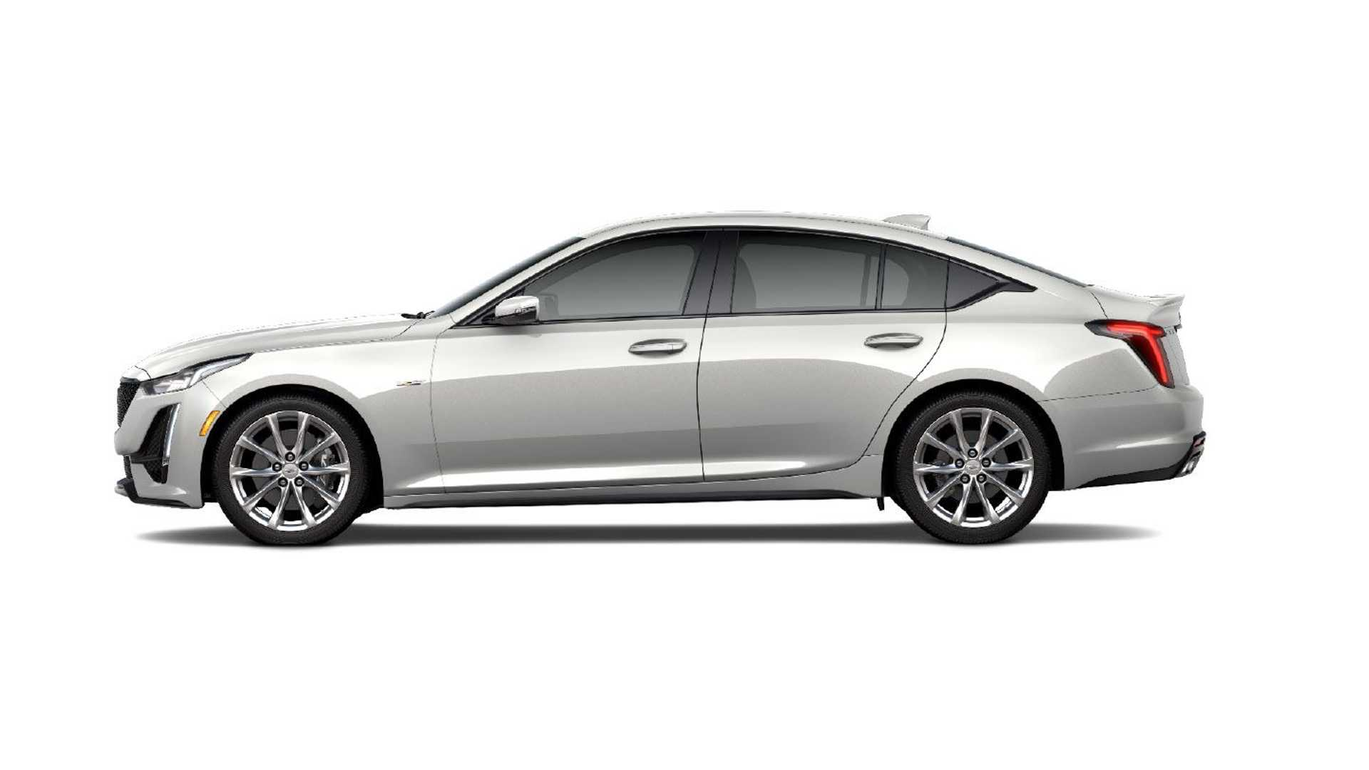 2021 Cadillac CT4 and CT5 Search for the Diamond Sky, Find ...
