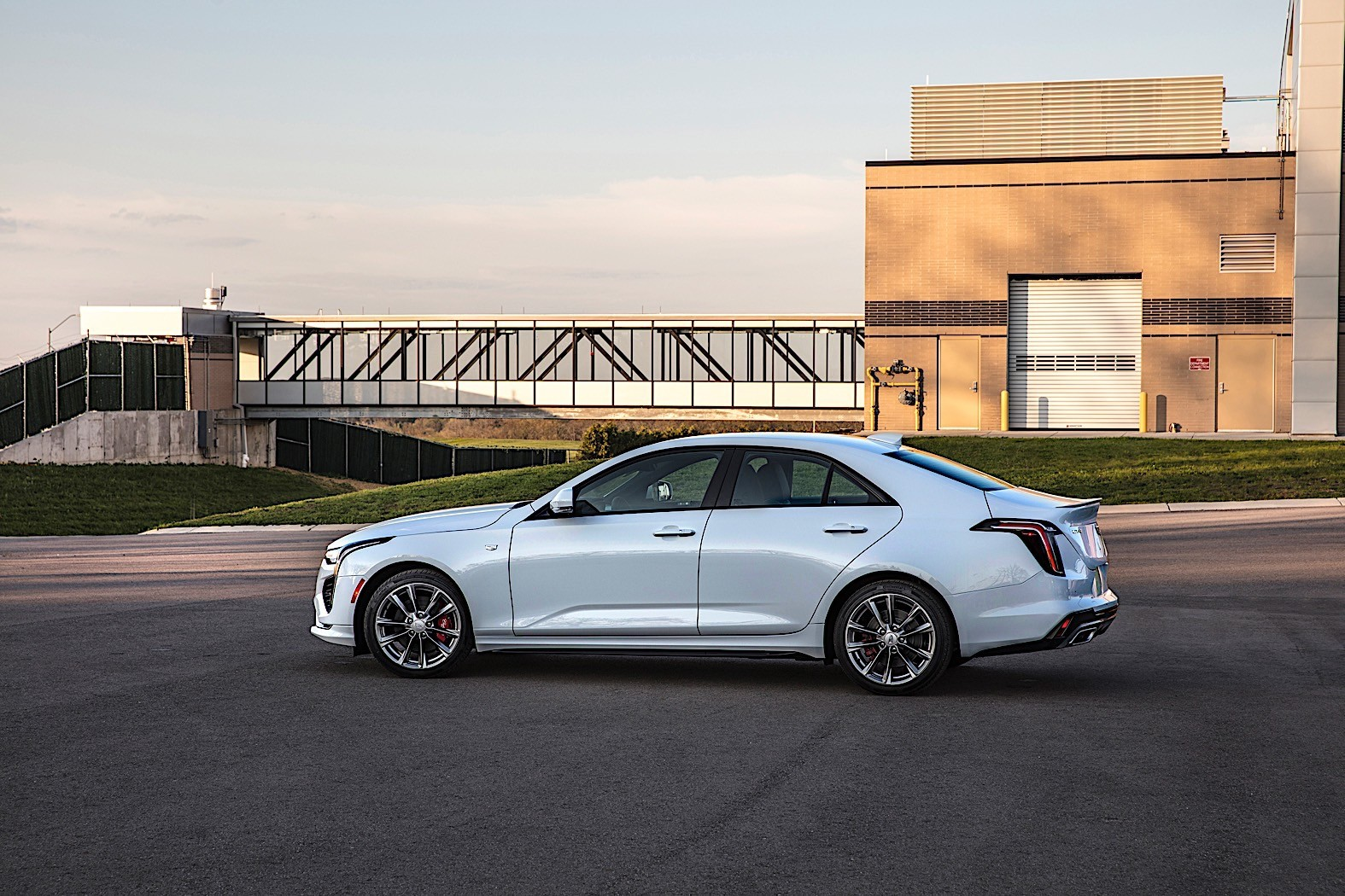 2021 cadillac ct4v blackwing expected with twinturbo v6
