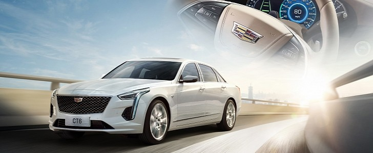 "2021 cadillac ct6 ""super cruise edition"" revealed in china"