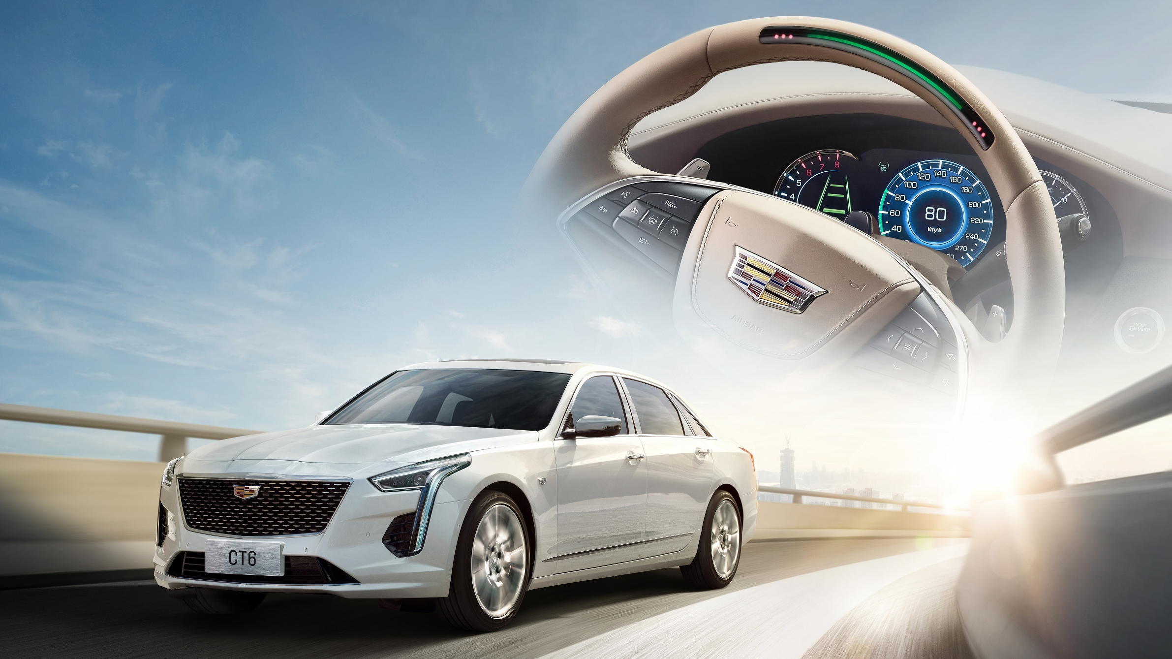 """2021 Cadillac CT6 """"Super Cruise Edition"""" Revealed in China ..."""