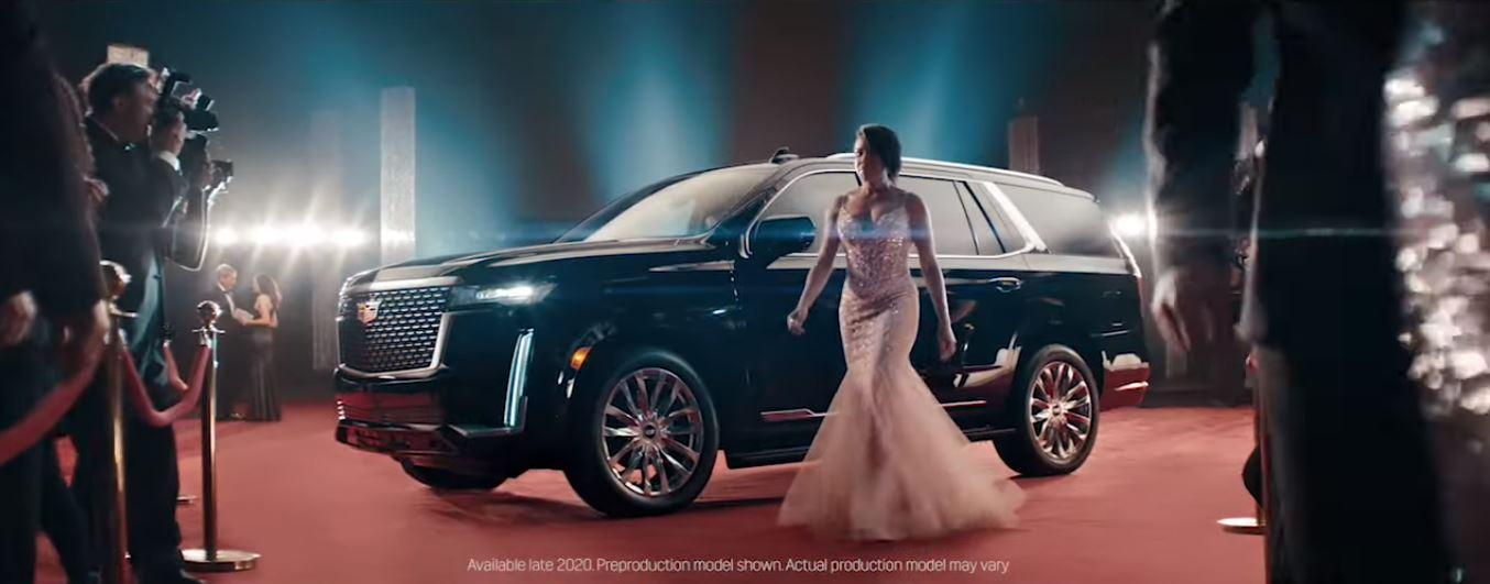 2021 Cadillac Escalade Takes Regina King To The 2020 Oscars Autoevolution