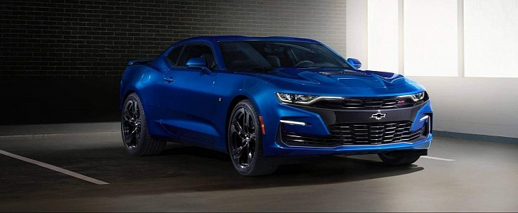 2021 chevrolet camaro order guide confirms 10speed auto