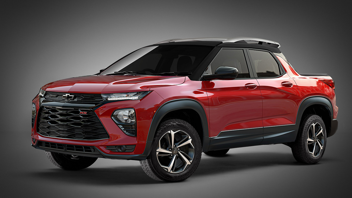 2020 Chevrolet Trailblazer Return And Release Date >> 2021 Chevrolet Trailblazer Pickup Truck Is Nothing More Than Wishful