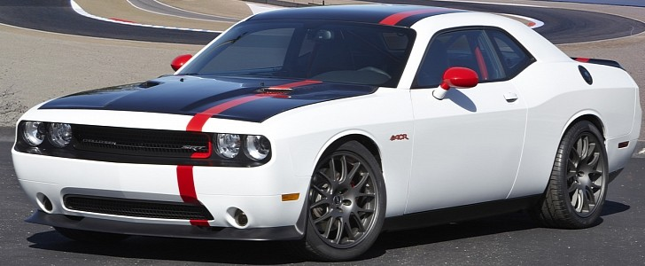 2021 Dodge Challenger ACR Won't Happen After All, Blame Weight and Physics - autoevolution