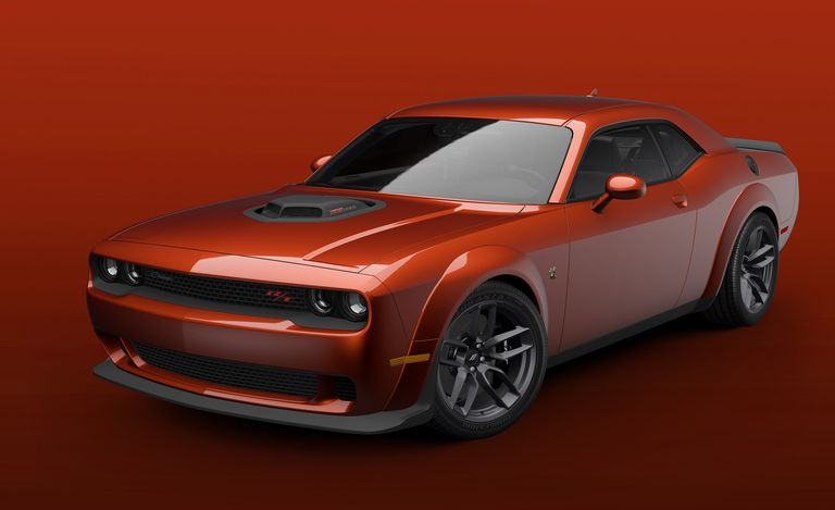 2021 dodge challenger r/t scat pack shaker and t/a 392 get
