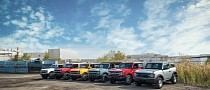 2021 Ford Bronco Family Portrait Drops Major Bomb on Popular White Top