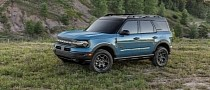 2021 Ford Bronco Sport Starting Price Has Increased by $160, Now Costs $26,820