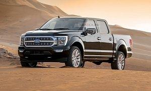 2021 Ford F-150 Engines Leaked, Hybrid Uses 3.5-Liter V6