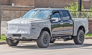 2021 Ford F-150 Raptor Debut Scheduled for February 3rd, V8 Option Incoming