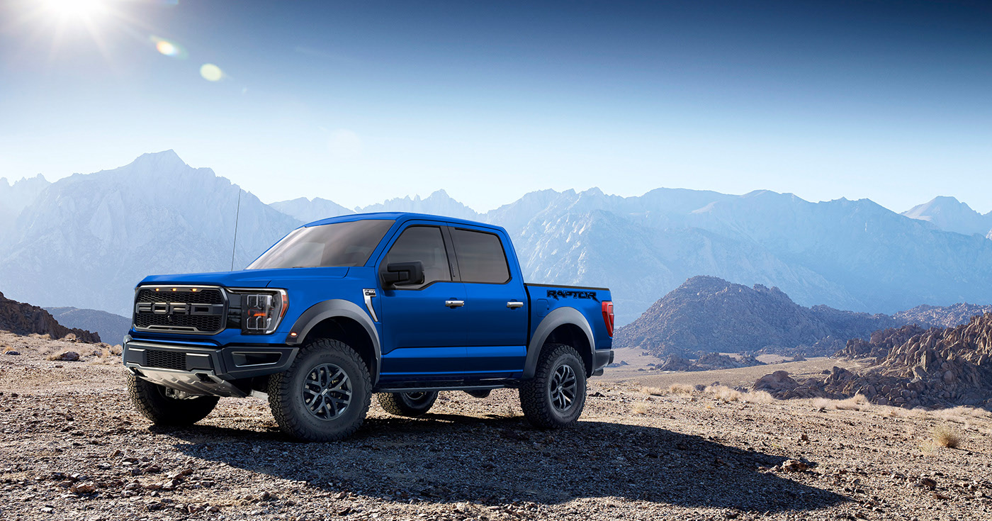 2021 ford f150 raptor digitally envisioned with bfg ta