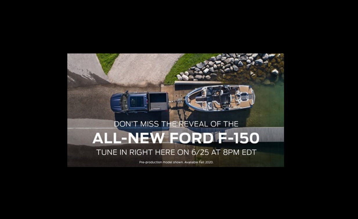"""Blue Ford F150 >> 2021 Ford F-150 To Be """"the Most Powerful Light Duty Full-Size Pickup"""" - autoevolution"""