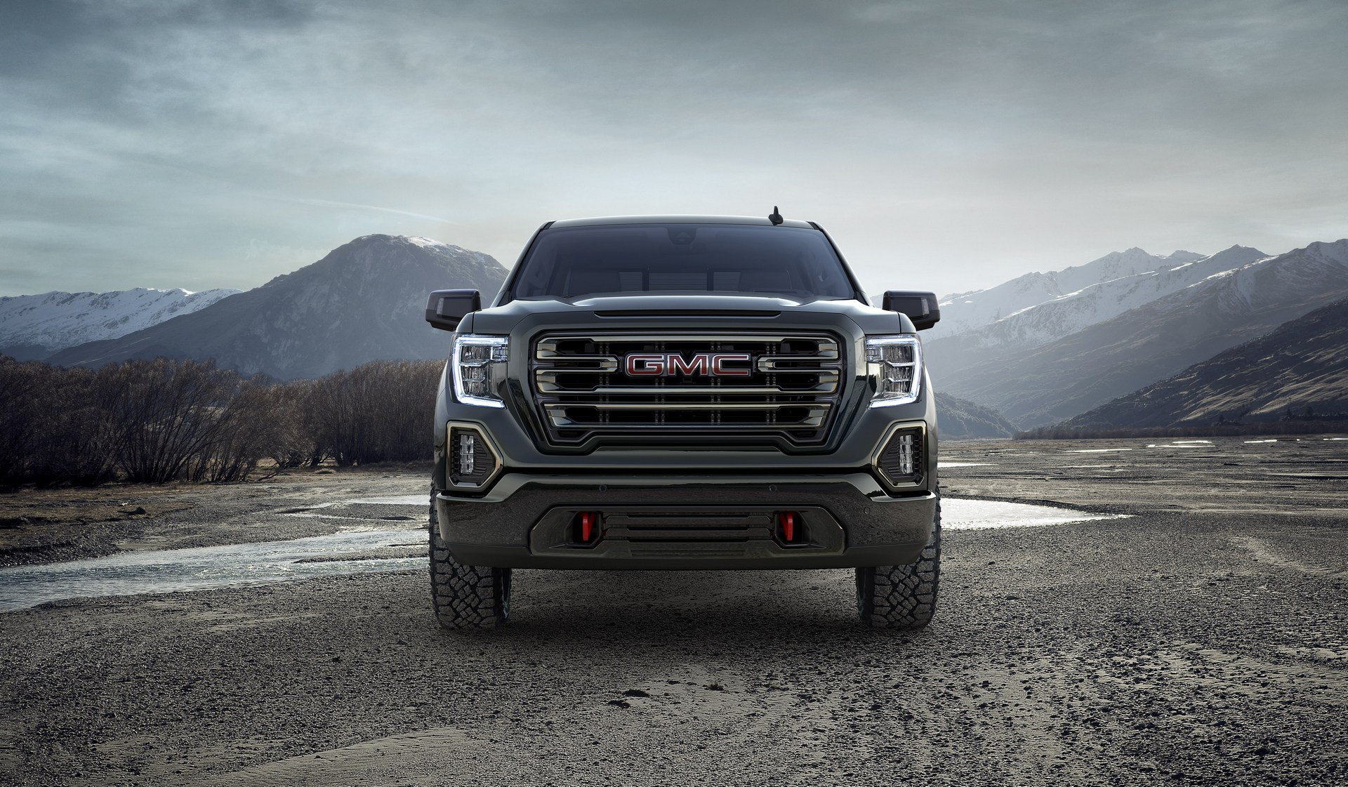 2021 Gmc Canyon At4 To Arrive In Early 2020 Autoevolution