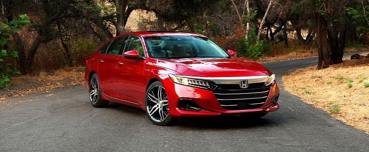 2021 Honda Accord Gets Subtle Design Tweaks, Updated Engine Management... image